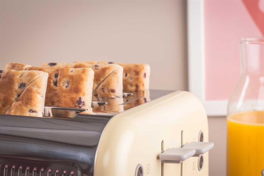 Kingsmill Toasties: part of the brand's new product range