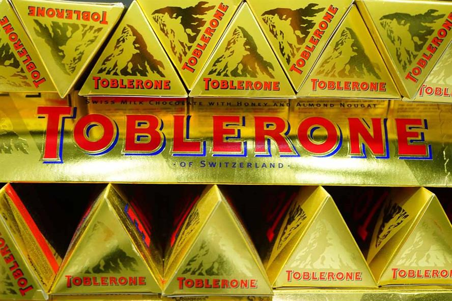 Sweet roster: Could a new agency be handling PR for Mondelez brand Toblerone?