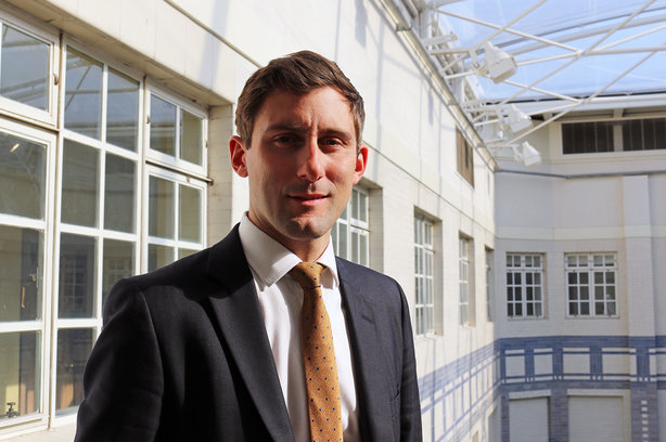 Toby Nation: Now permanent director of comms at Defra
