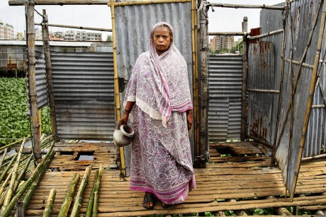 Bangladesh toilet facilities: The campaign highlights how toilets vary around the world