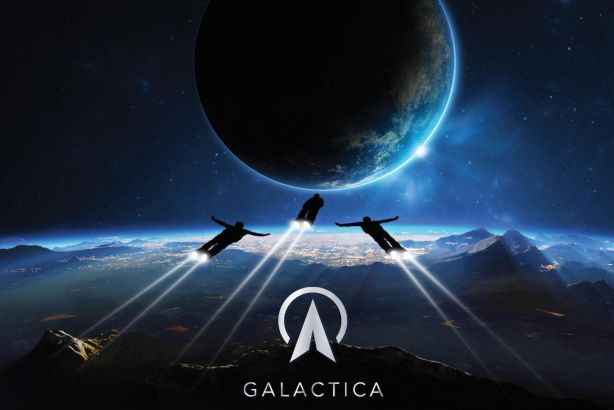 Galactica: Alton Towers' first rollercoaster featuring virtual reality