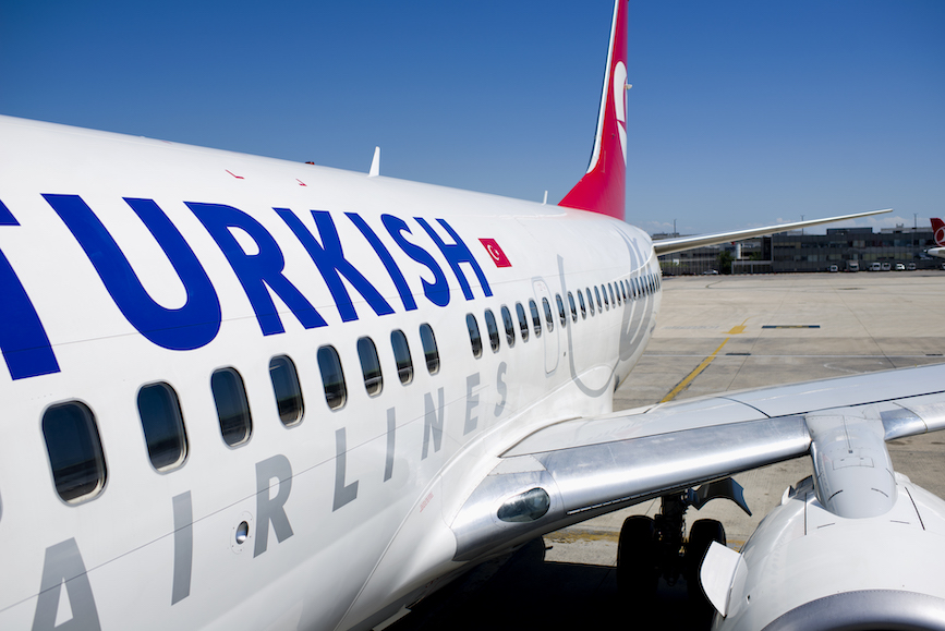 Turkish Airlines expanded Finn Partners' work without an RFP. (Photo credit: Getty Images).