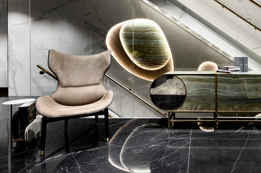 Iris Ceramica's new London showroom was launched with Unity