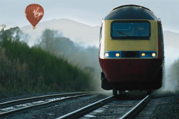 Virgin: no longer Mail trains