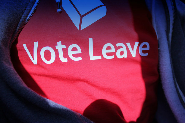 Vote Leave was the Electoral Commission's choice as designated lead 'leave' campaign group (Credit: fernando butcher via Flickr)