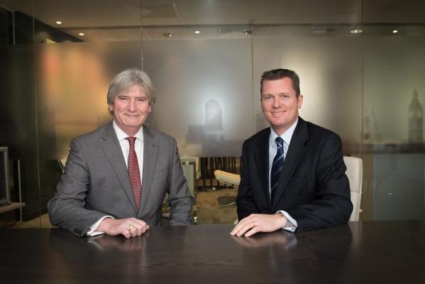 Merger agreed: Paul Vann and Tom Cooper of Winningtons