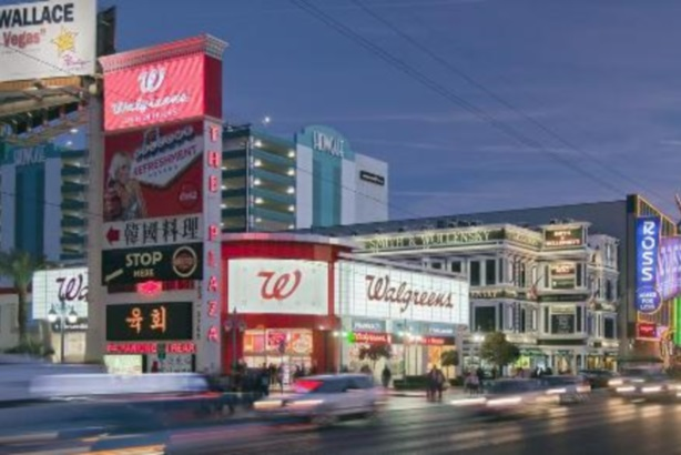 Walgreens MGM pharmacy, Las Vegas