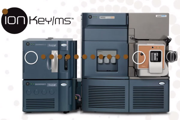 A Waters mass spectrometry system