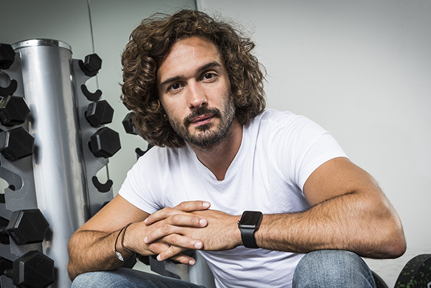 Joe Wicks: favours free content over a 'hard-sell' approach
