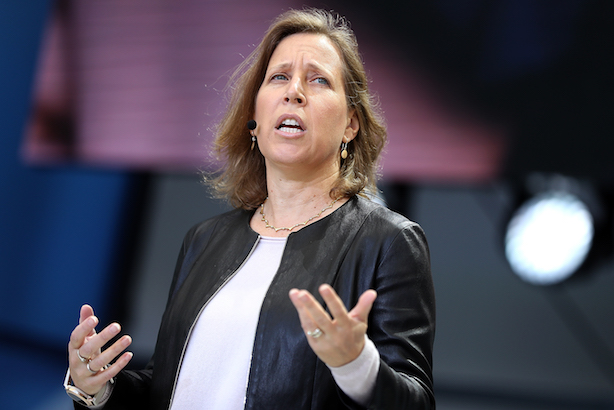 YouTube CEO Susan Wojcicki (Getty Images)