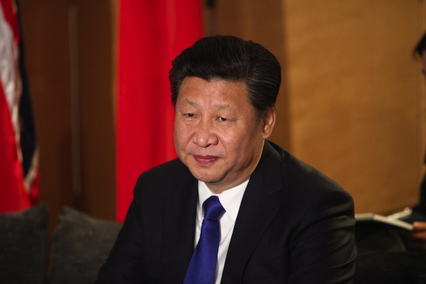 Xi Jinping (Foreign & Commonwealth Office/Flickr)
