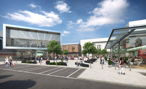 Lakeside...new plans announced