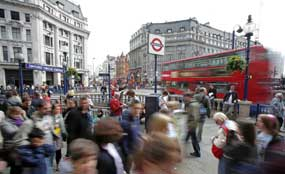 London: Savills hopes acquisition will give it greater focus in West End and the City
