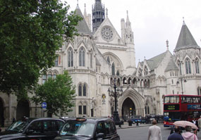 The High Court: case will last two days