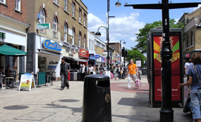 """Richard Garlick: """"Existing planning rules have failed to stop the drift out of town"""". Maxwell Hamilton photo"""
