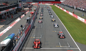 Silverstone: approval subject to ongoing section 106 agreement negotiations