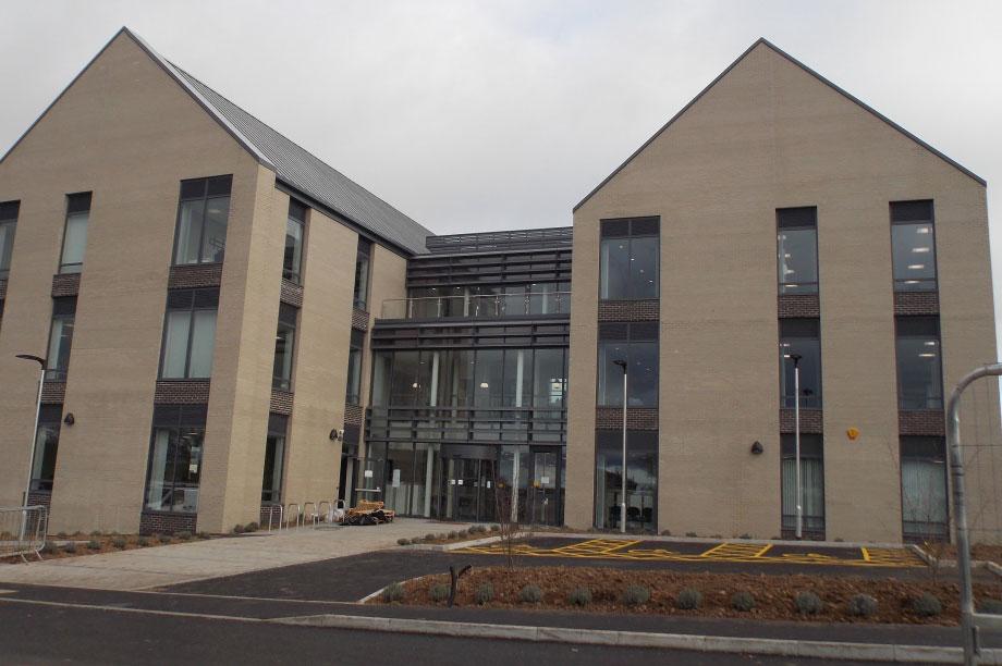 East Devon Council's headquarters (pic East Devon Council)