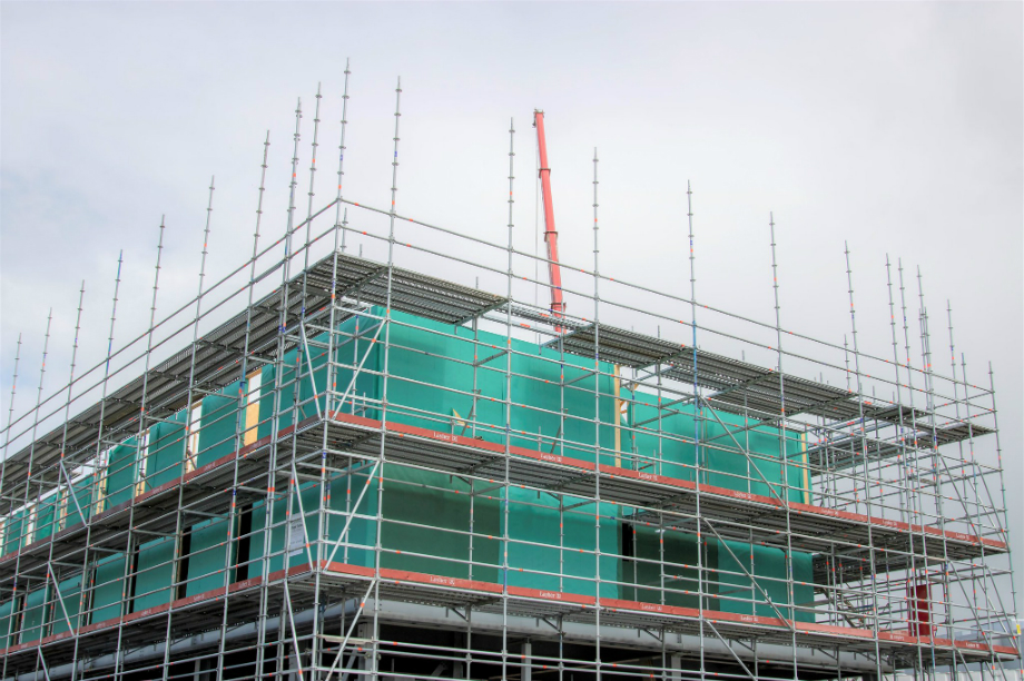 Rising numbers of councillors believe build out rates are impeding housing delivery. Image: Flickr / James Hirlehey