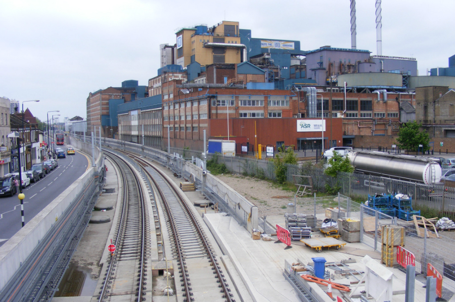 Crossrail: Mayoral CIL used to fund project. Image: Flickr / Sludge G