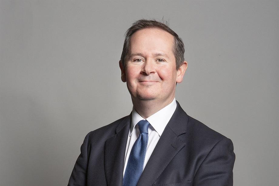 David Simmonds MP. Pic UK Parliament (CC BY 3.0)
