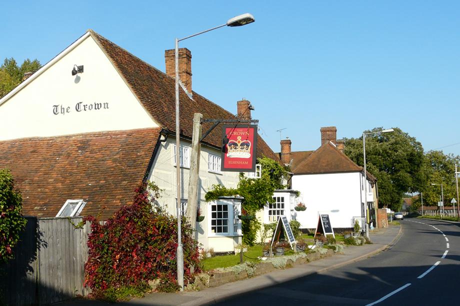 Elsenham, Uttlesford, Essex. Pic: David J Morgan, Flickr