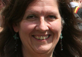 Cath Ranson: 'delighted'
