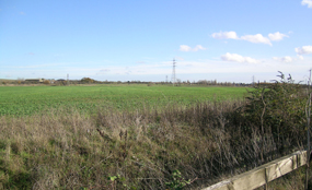 Thames Gateway: secretary of state turned down office scheme in green belt. London Borough of Havering photo