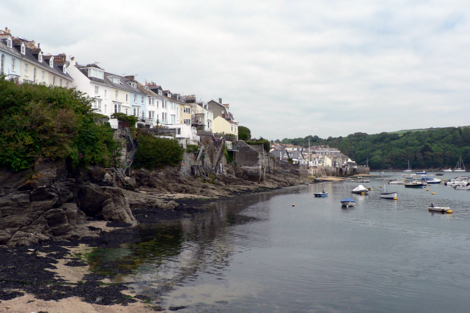 Fowey: Latest Cornish parish to impose second homes ban. Image: Flickr / Alistair Young