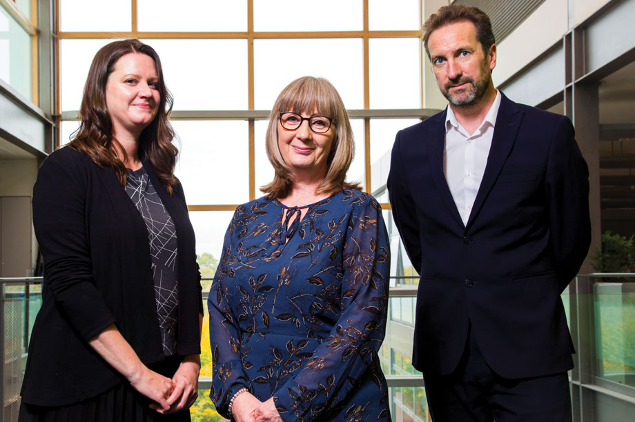 City and district plan coordinators: Greater Cambridge Shared Planning strategy and economy manager Sara Saunders, planning policy manager Caroline Hunt and joint director of planning and economic development Stephen Kelly