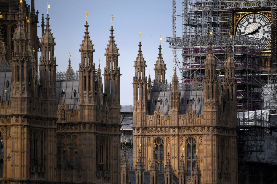 The Houses of Parliament - image: Getty