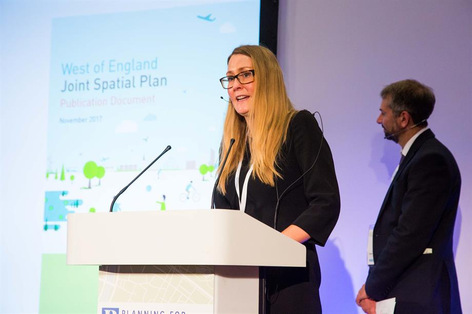 Laura Ambler, West of England Combined Authority: level of resources needed for joint planning