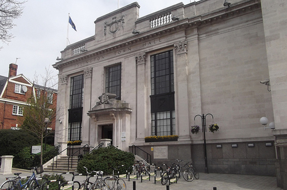 Islington Town Hall: council rapped by appeal court