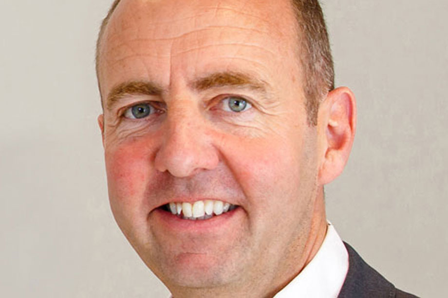 Redrow's Kevin Parker