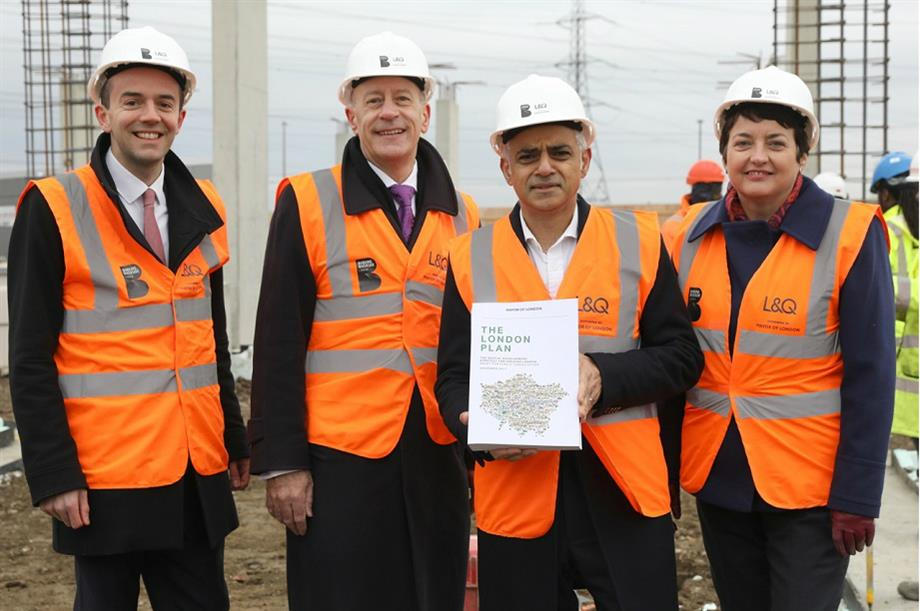 Modifications published: the launch of the draft New London Plan last November