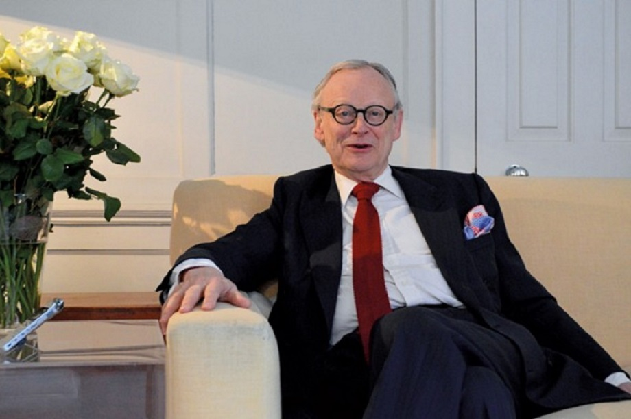 CCC chair Lord Deben said the relationship between local and central government was harming progress towards net zero. Photograph: Rachel Salvidge