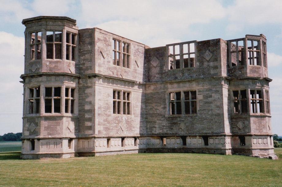 National Trust property Lyveden New Bield
