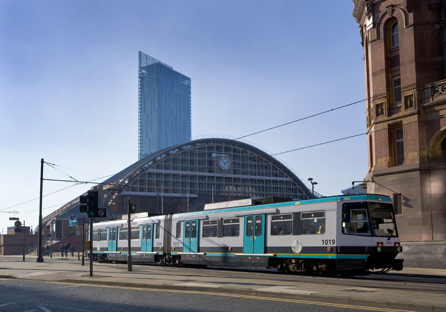 Manchester: combined authority to pioneer strategic planning across city-region