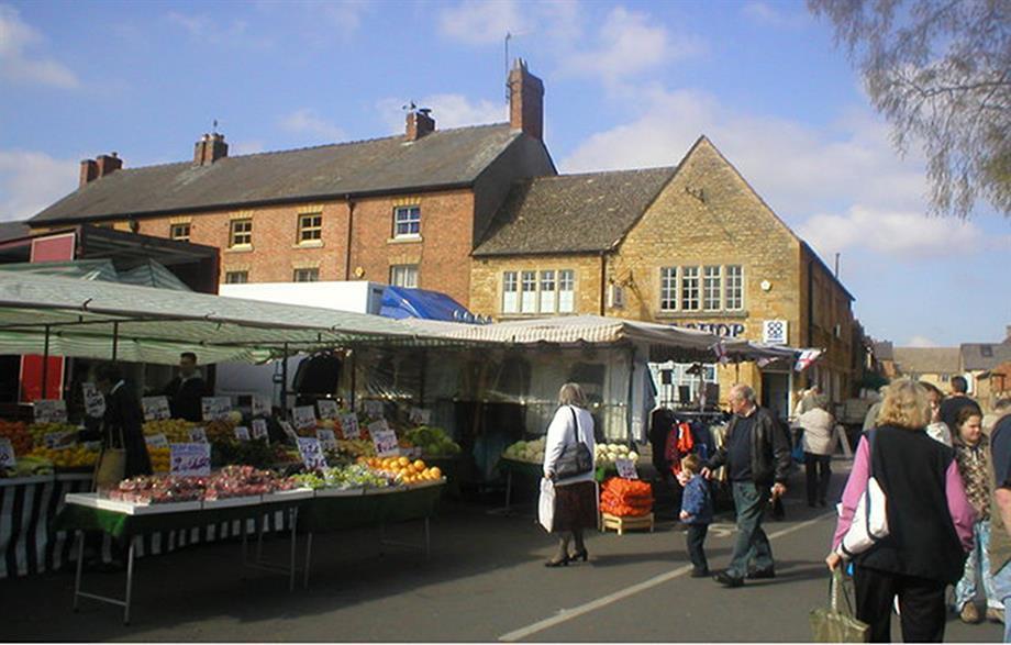 Moreton-in Marsh: consent for food store upheld (Picture Richard Slessor)