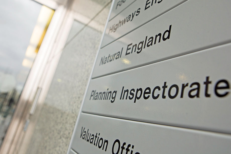The Planning Inspectorate offices (Pic: Getty))