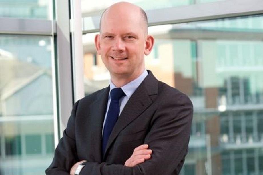 Peter Denton, the new chief executive of Homes England. Pic: Homes England