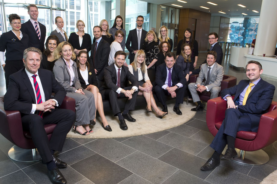 Pinsent Masons: highest rated team overall also in top five for residential, commercial and infrastructure