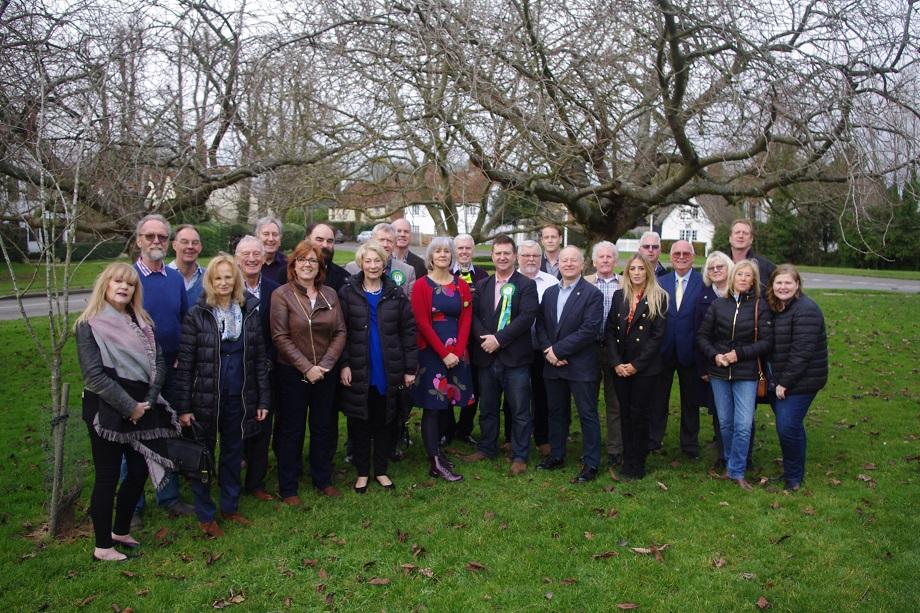 Residents for Uttlesford. Pic: R4U