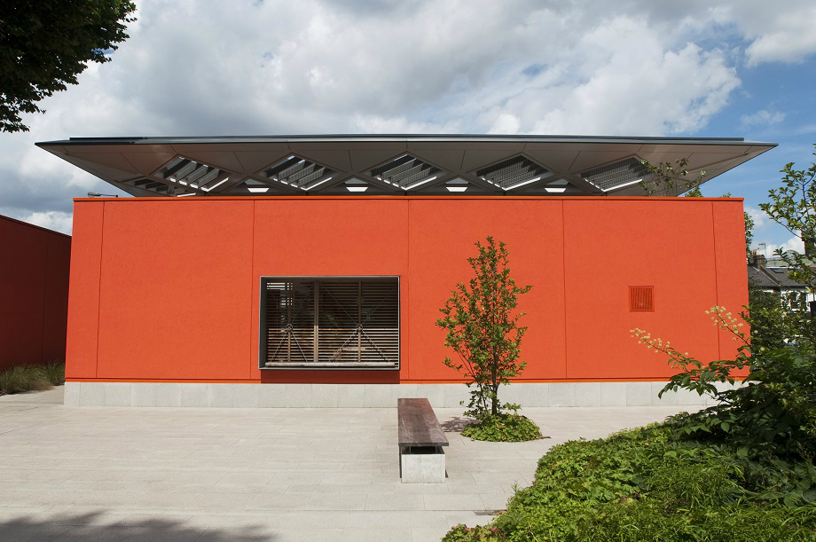 Design quality: Maggie's Centre in west London, the 2009 RIBA Stirling Prize winner. Pic: Getty Images