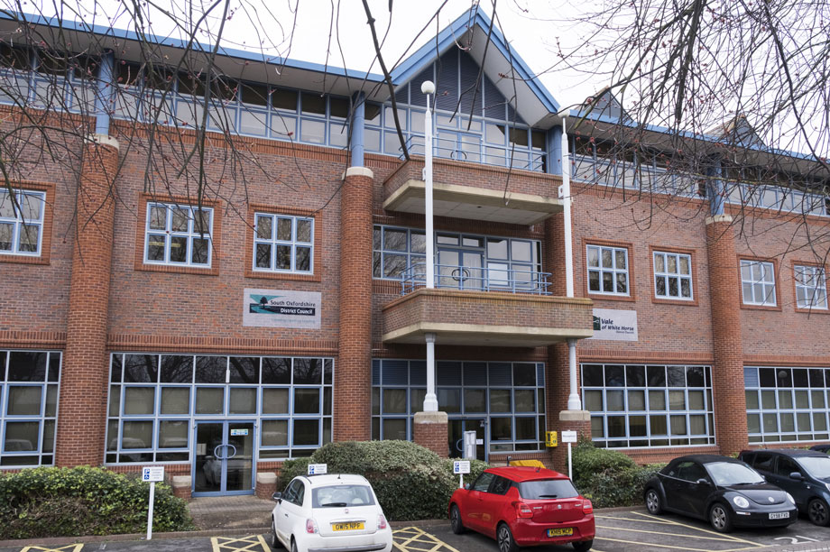 South Oxfordshire District Council: local plan axe put on hold