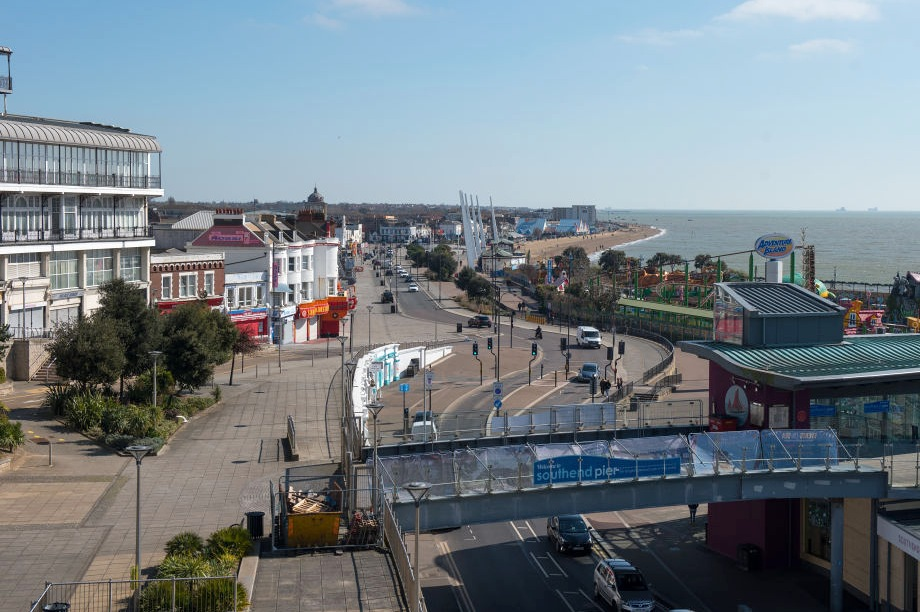 Southend seafront - image: Getty