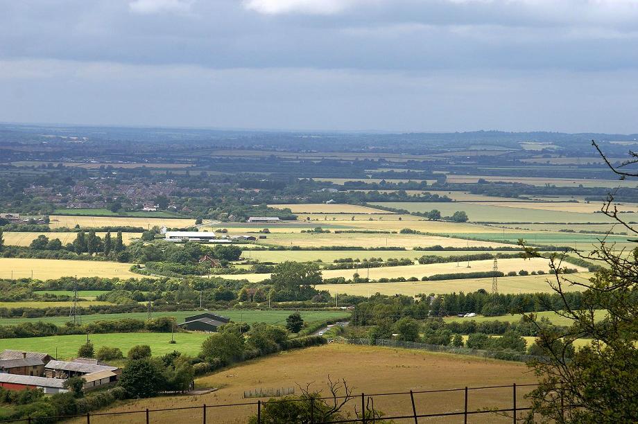 The Vale of Aylesbury, Buckinghamshire. Pic: Martin Pettitt, Wikipedia