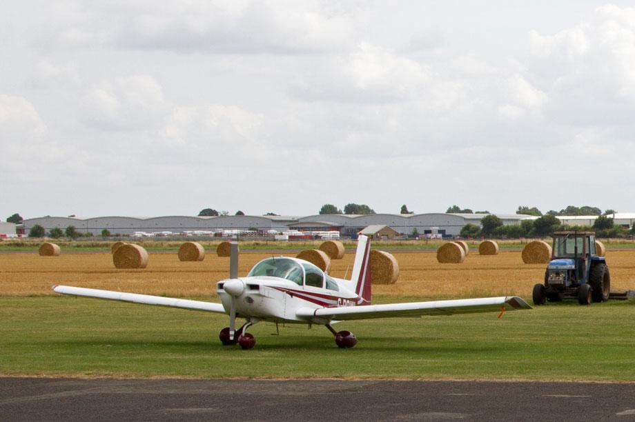 Wellesbourne Airfield (pic: Tony Hisgett via Flickr)