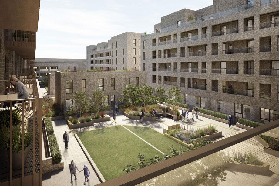 Gascoigne Estate: plans include 1,575 new homes