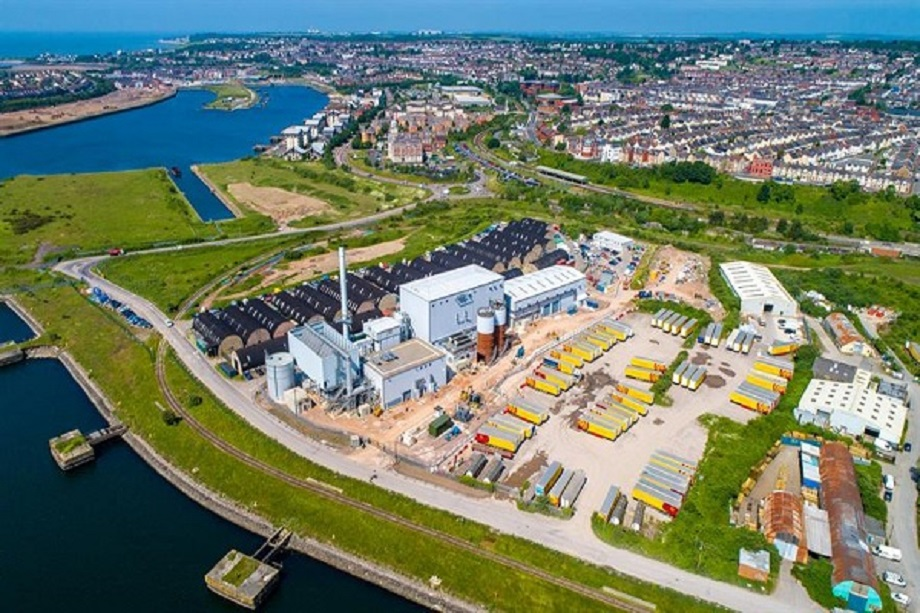 The Barry Biomass Plant has had a troubled history. Pic: Biomass UK No.2 Ltd