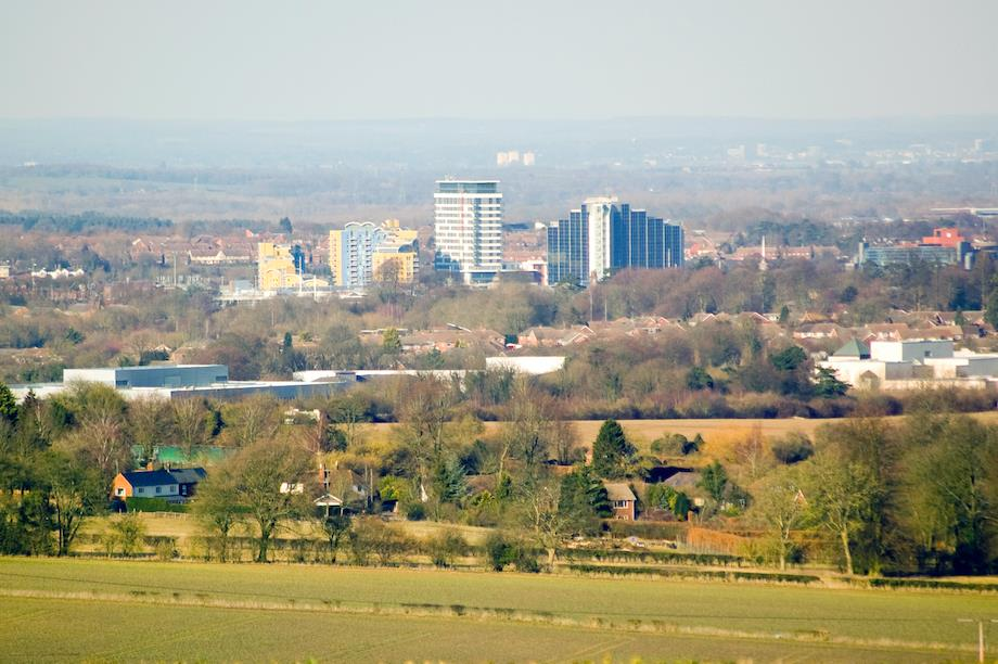 Basingstoke: within the proposed Pan-Hampshire area (Pic: Getty)